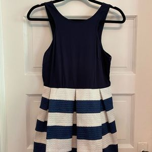 Xenia Boutique Nautical Dress